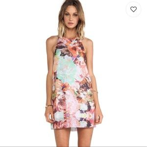 Finders Keepers Starting Over Dress in Light Rose